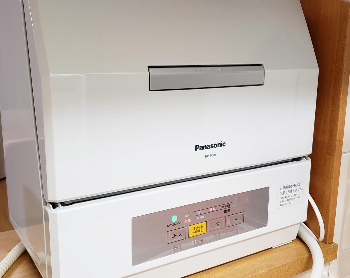 食器洗い乾燥機 Panasonic NP-TCR4